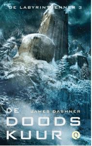 De doodskuur Boek omslag