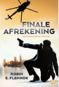 Finale afrekening Boek omslag