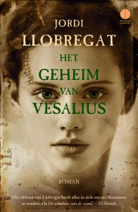 Het geheim van Vesalius Boek omslag