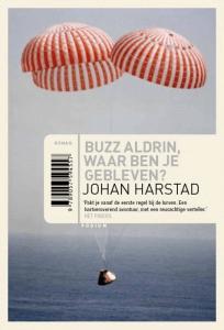 Buzz Aldrin, waar ben je gebleven? Boek omslag