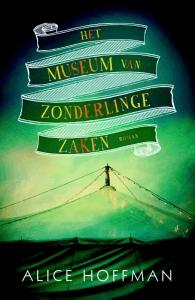 Het museum van zonderlinge zaken Boek omslag