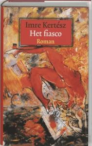 Het fiasco Boek omslag