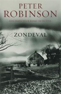 Zondeval Boek omslag