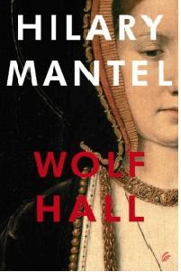 Wolf Hall Boek omslag