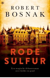 Rode sulfur Boek omslag