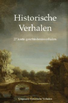 Historische verhalen Boek omslag