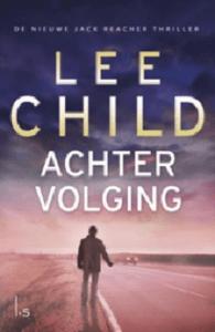 Book Cover: Achtervolging
