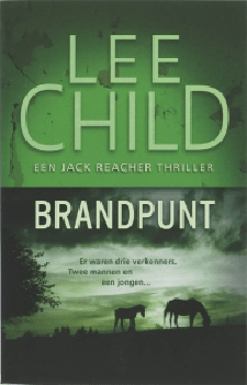 Book Cover: Brandpunt