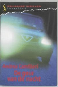 Book Cover: De geur van de nacht