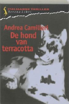 De hond van terracotta Boek omslag