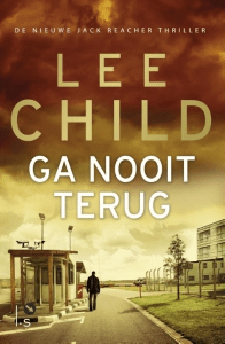 Book Cover: Ga nooit terug