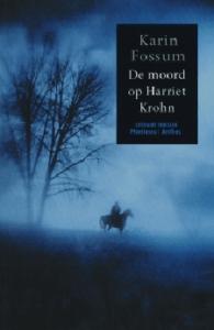 Book Cover: 7 De moord op Harriet Krohn