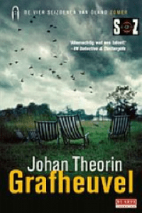 Book Cover: 4 Grafheuvel