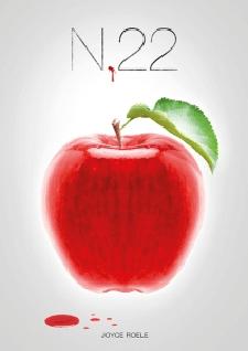 N.22 Boek omslag