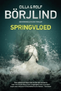 Book Cover: 1 Springvloed