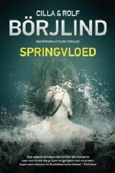 Book Cover: 1 Springvloed