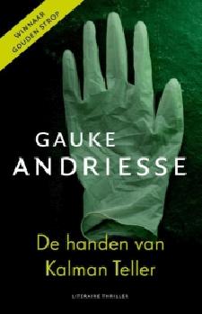Boek Cover De handen van Kalman Teller
