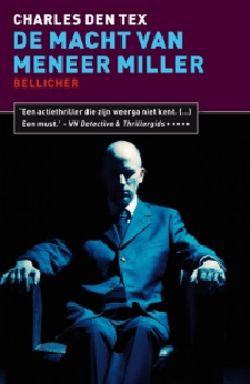 Boek Cover De macht van meneer Miller
