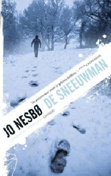 De sneeuwman Boek omslag