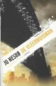 Boek Cover 1 De vleermuisman