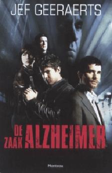 Boek Cover De zaak Alzheimer