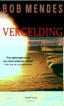 Boek Cover Vergelding