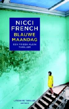 Boek Cover CNF 1 Blauwe maandag