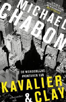 De wonderlijke avonturen van Kavalier & Clay Boek omslag