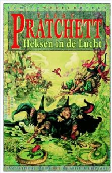 Heksen in de lucht Boek omslag
