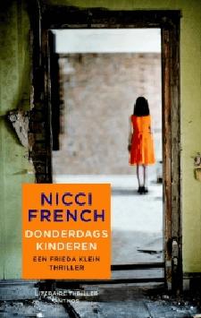 Book Cover: CNF 4 Donderdagskinderen