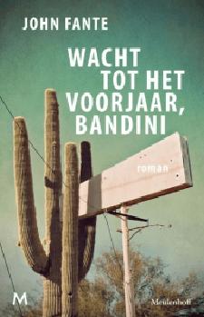 Wacht tot het voorjaar, Bandini Boek omslag