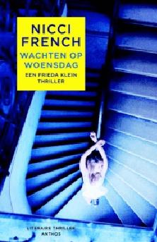 Book Cover: CNF 3 Wachten op woensdag