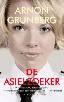 Boek Cover De asielzoeker