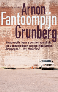 Book Cover: Fantoompijn