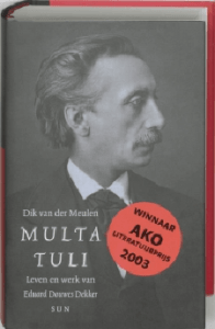 Boek Cover Multatuli