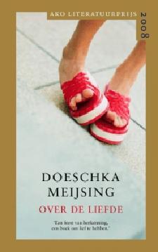 Boek Cover Over de liefde