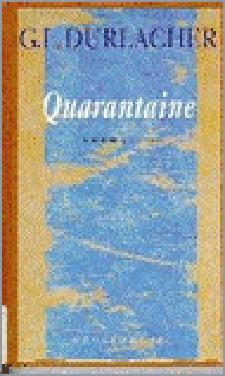 Book Cover: Quarantaine