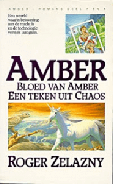 Book Cover: FRZ 8 Een teken uit Chaos
