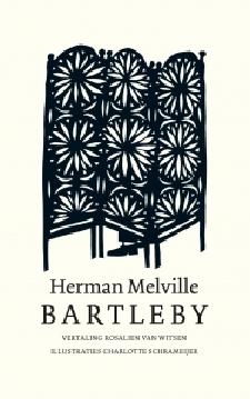 De klerk Bartleby Boek omslag