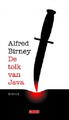 De tolk van java Boek omslag