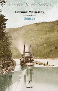 Suttree Boek omslag