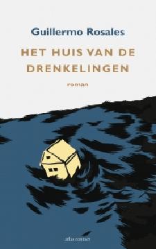 Het huis van de drenkelingen Boek omslag