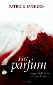 Das Parfum (Het parfum) Boek omslag
