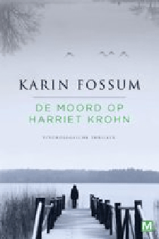 De moord op Harriet Krohn Boek omslag