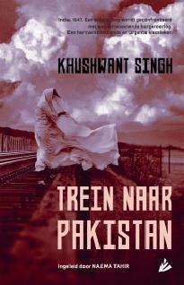 Cover van Trein naar Pakistan door Khushwant Singh