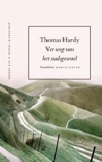 Cover van Ver weg van het stadsgewoel door Thomas Hardy
