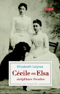 Cécile en Elsa door Elisabeth Leijnse
