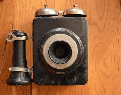 The SEEANDBEE Telephone at the JKL Museum