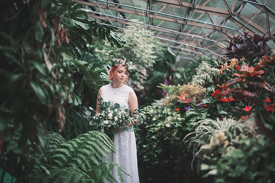 Styled Bridal photo-session