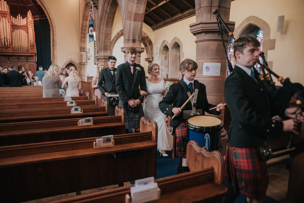 Inverness Wedding